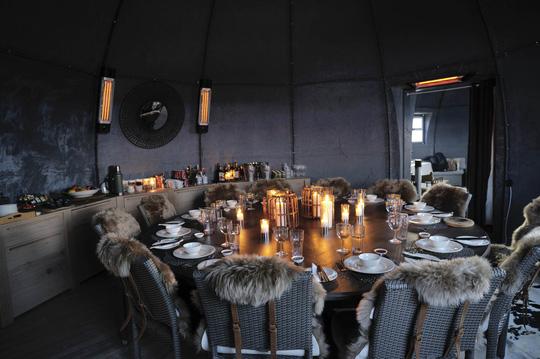 Ngỡ ngàng khách sạn siêu sang ở Nam Cực - 2