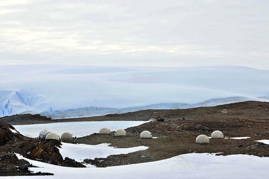 Ngỡ ngàng khách sạn siêu sang ở Nam Cực - 1