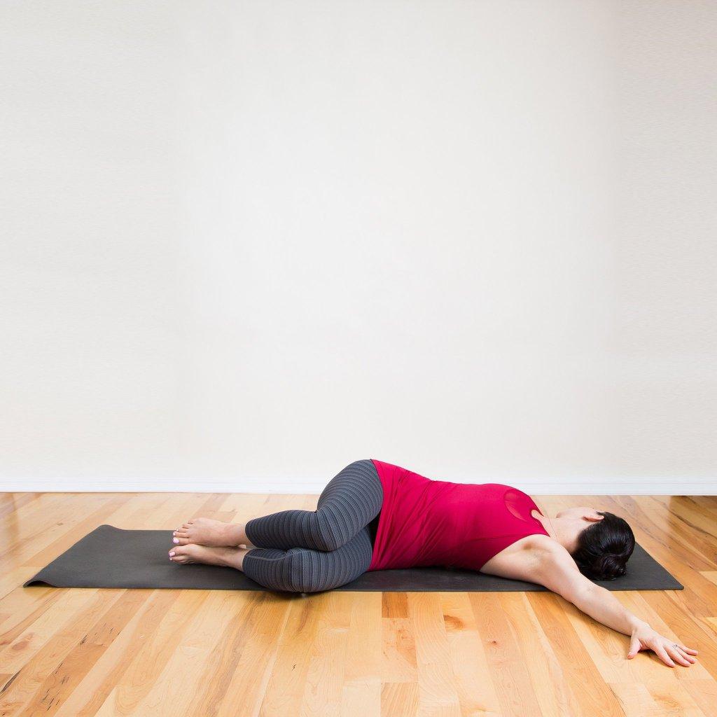 Detox cơ thể từ những bài tập yoga đơn giản - 1