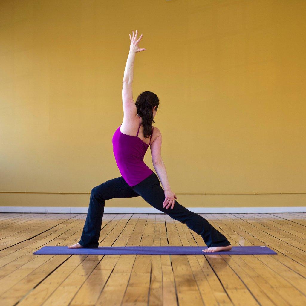 Detox cơ thể từ những bài tập yoga đơn giản - 2