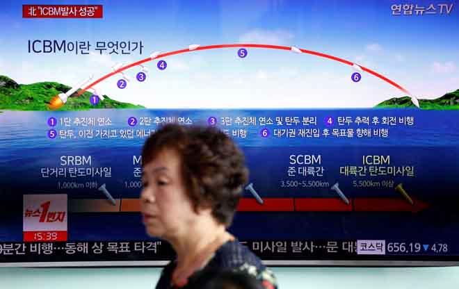 Tên lửa liên lục địa: Siêu vũ khí hủy diệt cả quốc gia - 2