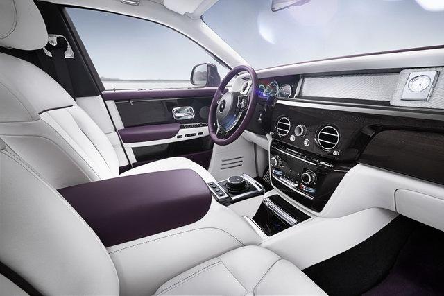 Rolls-Royce Phantom thế hệ 8 hoàn toàn mới ra mắt - 3