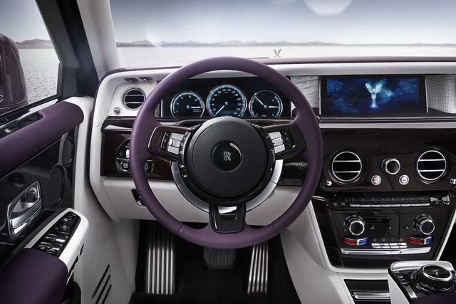 Rolls-Royce Phantom thế hệ 8 hoàn toàn mới ra mắt - 4