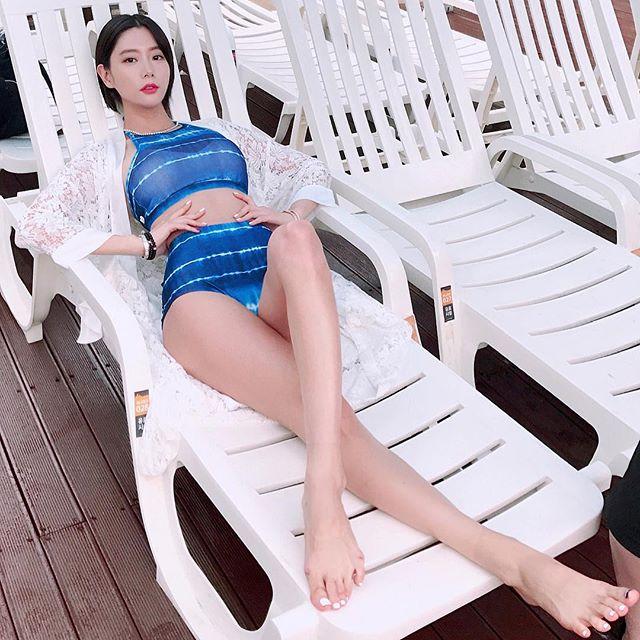 """""""Đệ nhất bom sex xứ Hàn"""" sở hữu vòng 3 vạn người mê nhờ đâu? - 12"""