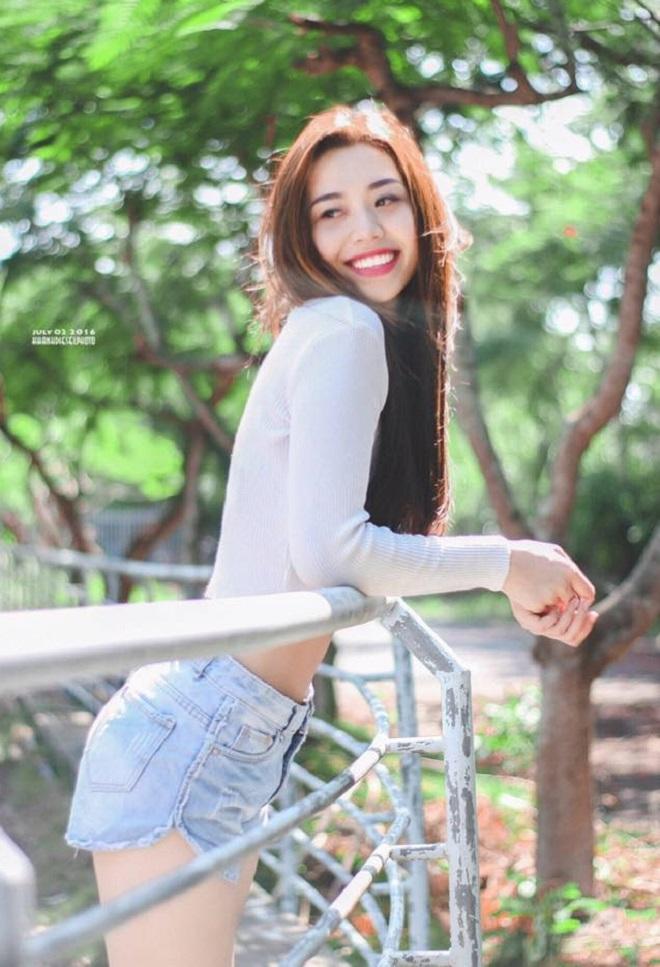 """Mỹ nữ Kiên Giang """"siêu vòng 3"""" lấy chồng bỏ thi hoa hậu - 8"""