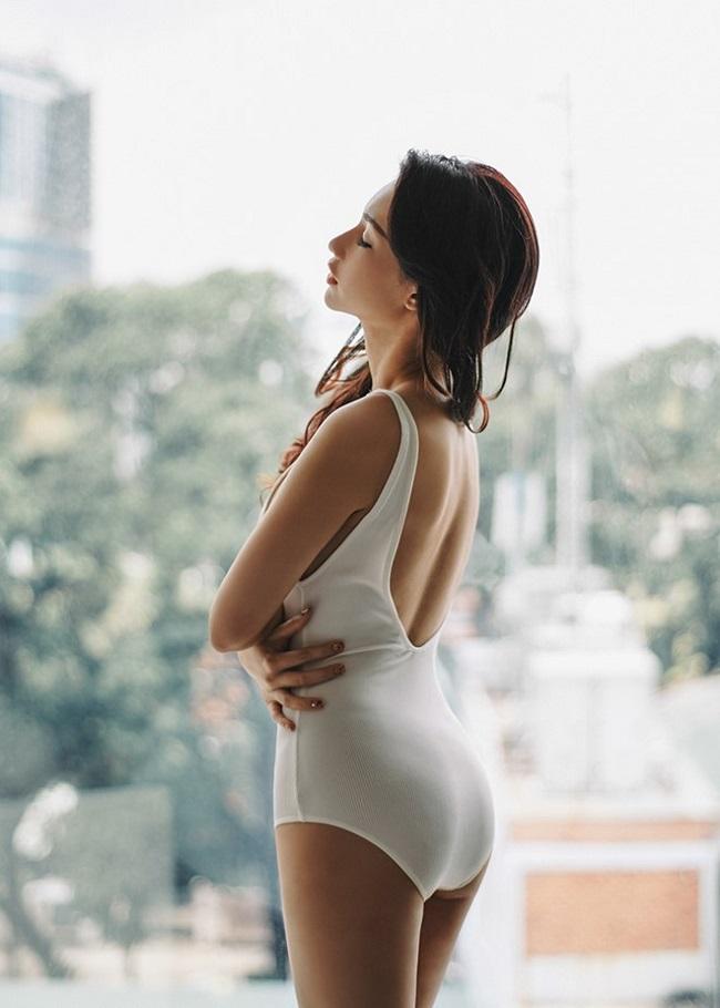 Lười tập thể dục, MC Quỳnh Chi vẫn sexy vô bờ bến nhờ đâu? - 2