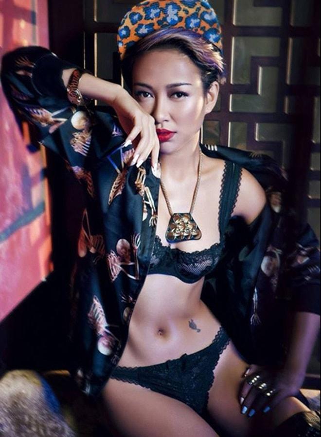 4 sao Việt hot nhờ nguyên tắc: Mặt kém xinh thì thân hình phải đẹp - 3