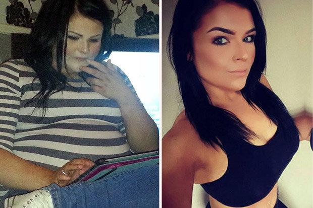 """Cô gái trẻ nặng 1 tạ gây ngỡ ngàng khi """"đá bay"""" 50kg mỡ - 4"""