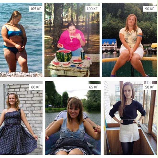 Giảm 55kg nàng béo biến thành chuyên gia sắc đẹp nổi tiếng - 1
