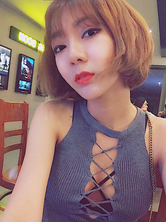 Hậu sửa mặt, nâng ngực tiền tỷ, cô gái Nam Định được nhiều anh săn đón - 5