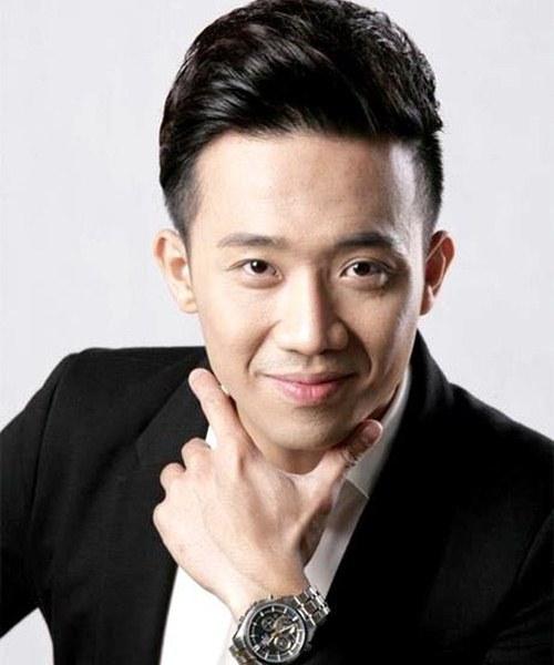 """Bất ngờ với """"nhan sắc"""" của Trấn Thành trước khi cưới Hari Won - 2"""