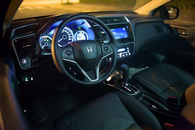Honda City 2017: Nâng tầm xe đô thị - 6