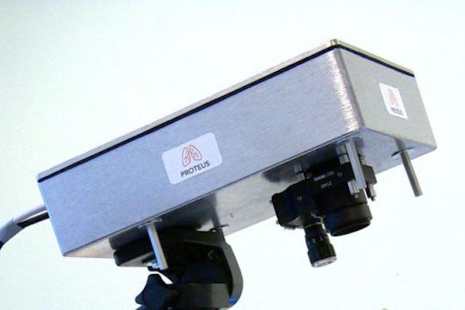 Phát minh loại camera có thể nhìn xuyên thấu cơ thể người - 2