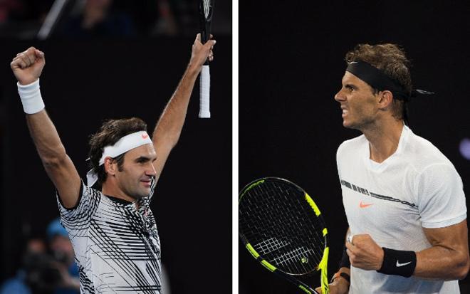 Bảng xếp hạng tennis 18/9: Federer – Nadal tranh số 1, kịch đến hồi hay