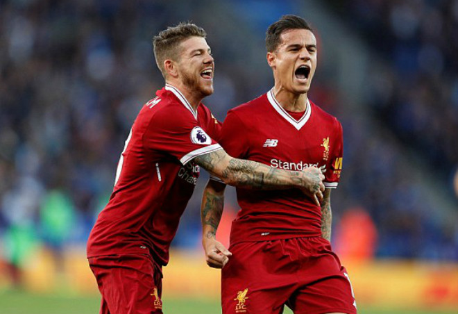 Leicester - Liverpool: Nghẹt thở 5 bàn, tiếc nuối penalty - 1