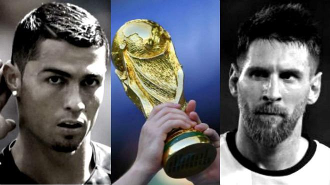 Messi – Ronaldo trắng tay 4 kỳ World Cup: Sao xứng vĩ đại nhất lịch sử? - 1