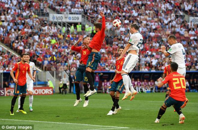 World Cup, Tây Ban Nha - Nga: 2 sai lầm khó đỡ, kịch bản bất ngờ - 1