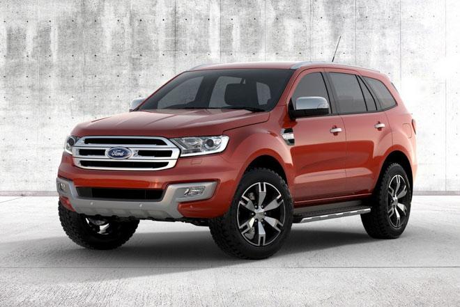 Bảng giá xe Ford cập nhật mới nhất - 6