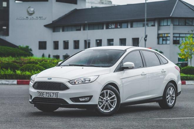 Bảng giá xe Ford cập nhật mới nhất - 3