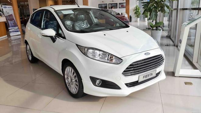 Bảng giá xe Ford cập nhật mới nhất - 4