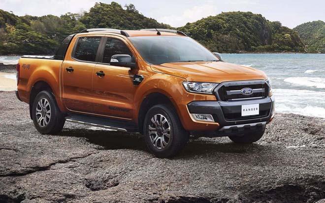 Bảng giá xe Ford cập nhật mới nhất - 2