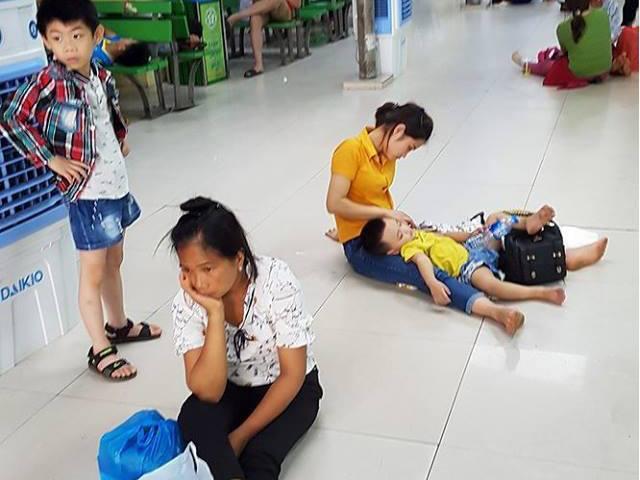 Nắng nóng như chảo lửa, cha mẹ cần biết những bệnh này đang hoành hành - 1