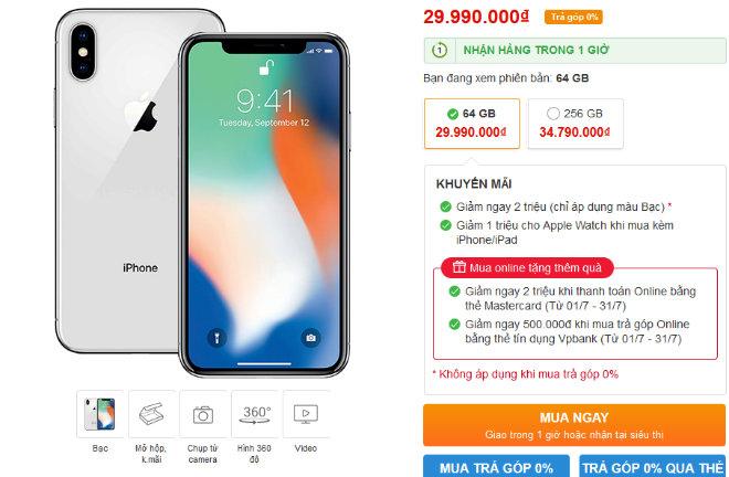 iPhone giảm sốc đến 3 triệu VNĐ, mong kích cầu mùa World Cup - 3