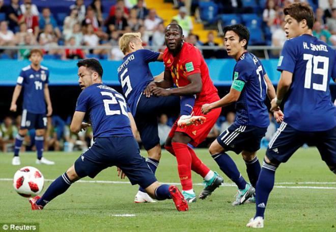 Bỉ - Nhật Bản: Siêu kịch tính ngược dòng 5 bàn thắng (World Cup 2018) - 1
