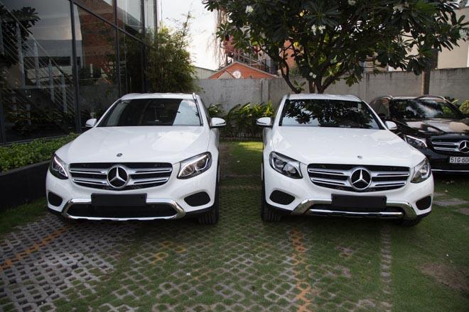Bảng giá xe Mercedes - Benz cập nhật mới nhất - 1