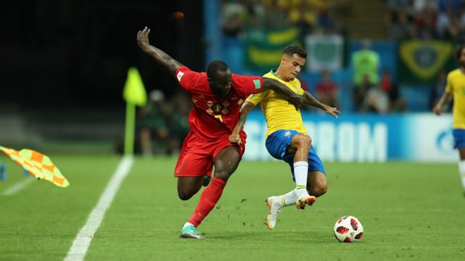 Góc chiến thuật Brazil – Bỉ: Phản công tuyệt đỉnh, thần may mắn ở bên - 2