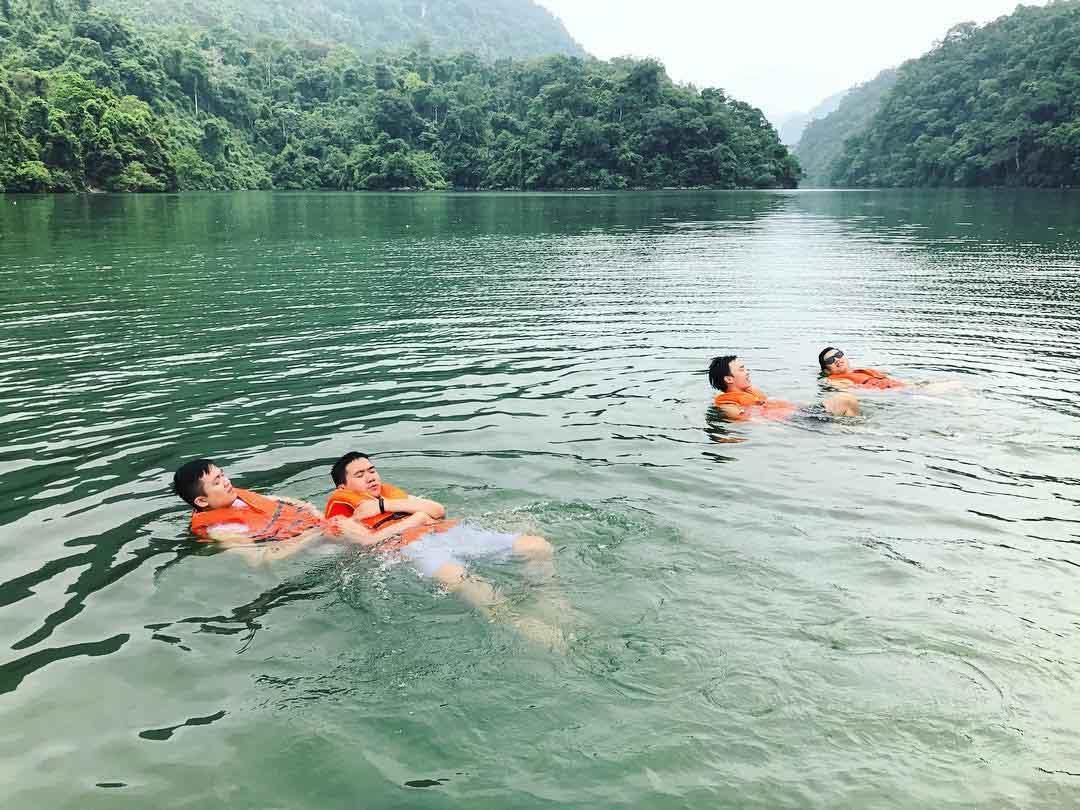 5 điểm mát xanh gần Hà Nội 'trốn nóng' những ngày hè 40 độ C - 12