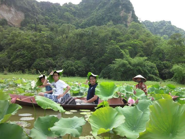 5 điểm mát xanh gần Hà Nội 'trốn nóng' những ngày hè 40 độ C - 4