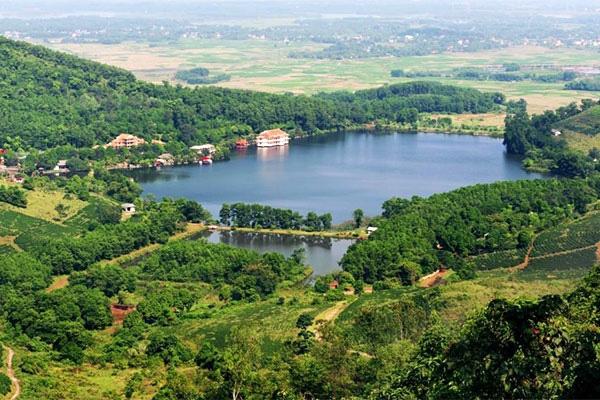 5 điểm mát xanh gần Hà Nội 'trốn nóng' những ngày hè 40 độ C - 8