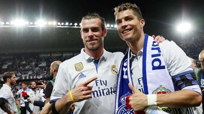 Dải ngân hà Real tan rã? Ronaldo chưa đến Juventus, MU cuỗm nốt Bale - 1