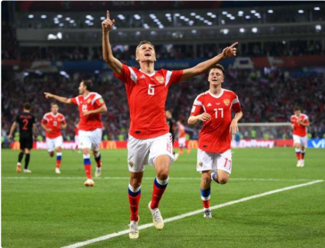 World Cup, Nga - Croatia: Rượt đuổi siêu kịch tính,