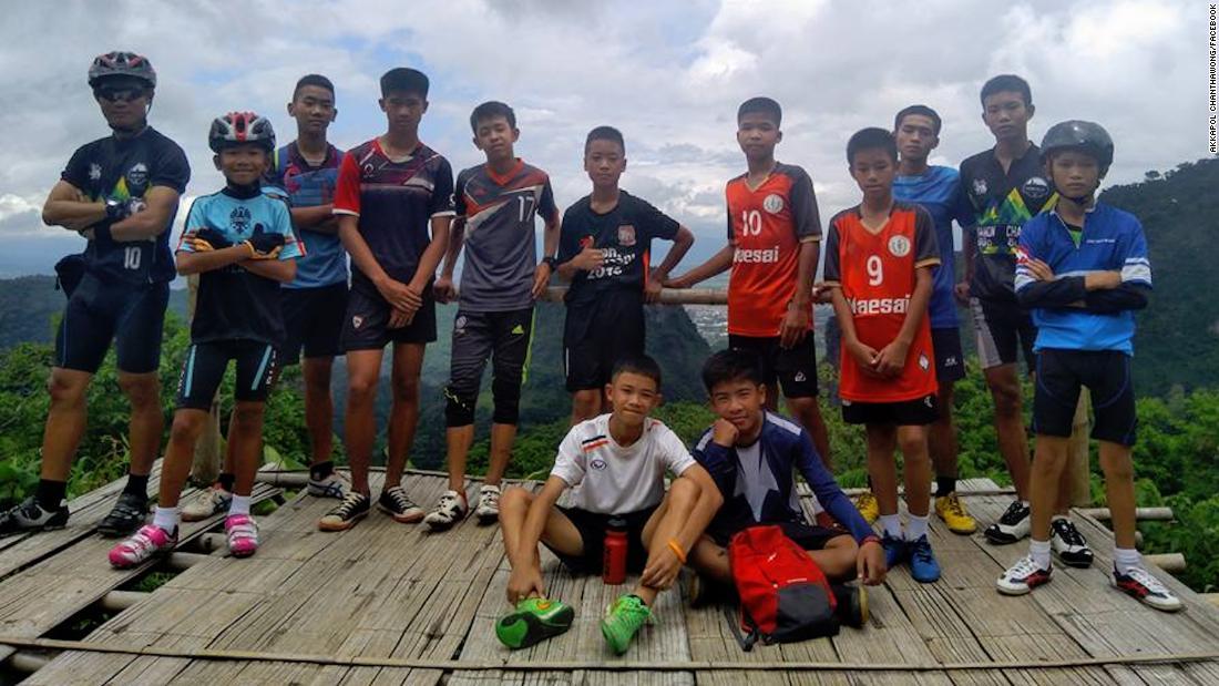 Toàn cảnh chiến dịch gian khổ giải cứu 13 thành viên đội bóng Thái Lan - 4