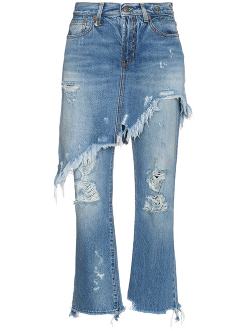 Những mẫu quần jeans quái dị mà đắt cắt cổ - 5
