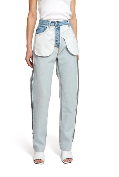 Những mẫu quần jeans quái dị mà đắt cắt cổ - 6
