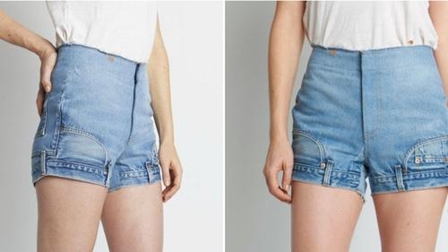 Những mẫu quần jeans quái dị mà đắt cắt cổ - 3