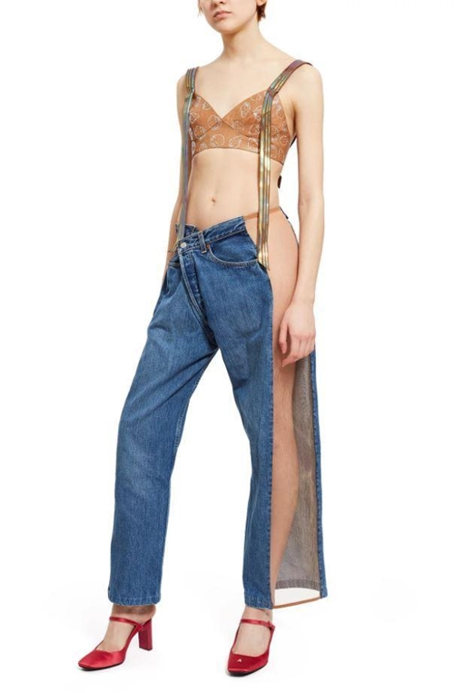 Những mẫu quần jeans quái dị mà đắt cắt cổ - 4