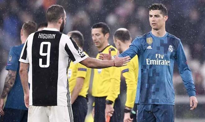 """""""Bom tấn"""" Ronaldo đến Juventus: Sắm vai ông trùm, đại chiến phe Argentina - 3"""