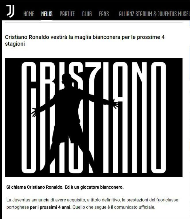 Ronaldo bỏ Real đến Juventus: Báo thân Barca hả hê, cả thế giới rúng động - 1