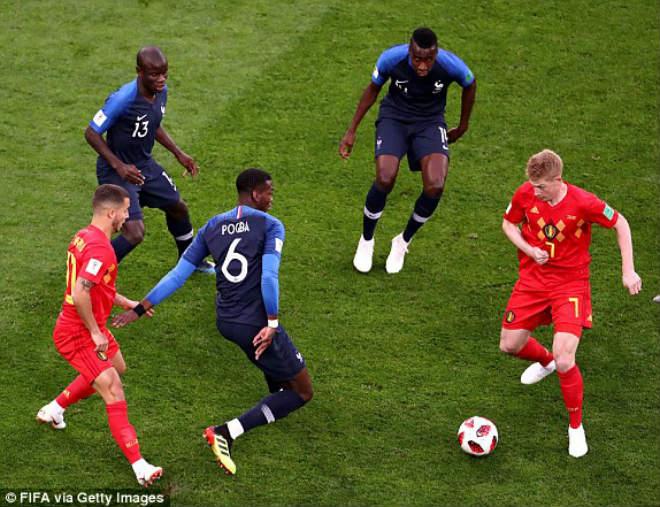 Pháp - Bỉ: Khoảnh khắc vàng, hiên ngang vào chung kết (World Cup 2018) - 1