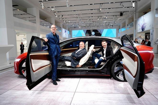 """Volkswagen vinh dự nhận giải """"Thương hiệu đột phá nhất"""" 3 năm liên tiếp - 2"""