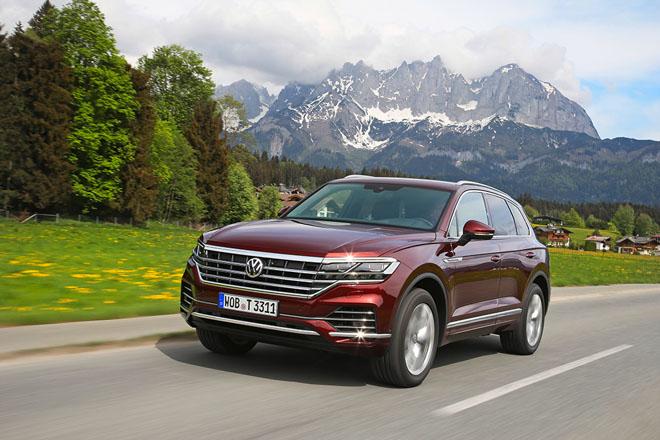 """Volkswagen vinh dự nhận giải """"Thương hiệu đột phá nhất"""" 3 năm liên tiếp - 5"""