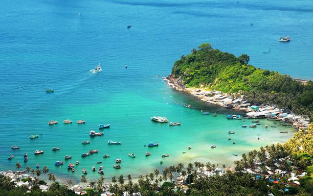 """5 điều cần lưu ý nếu bạn bị """"xiêu lòng"""" trước vẻ đẹp của đảo Nam Du - 1"""