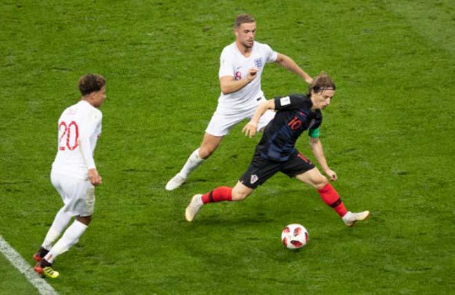 """Phi thường Modric: 33 tuổi, 3 trận 3 hiệp phụ, """"người không phổi"""" xứng đáng QBV - 3"""