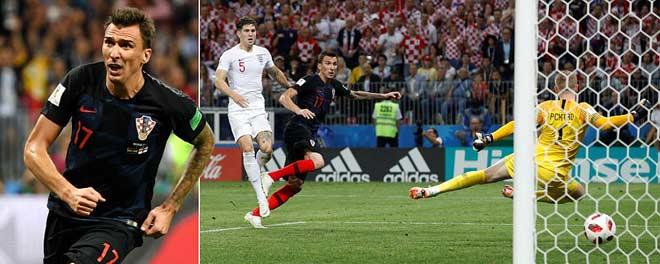 """Góc chiến thuật Croatia – Anh: Chiến binh siêu đẳng & """"Tam Sư"""" yếu đuối - 2"""