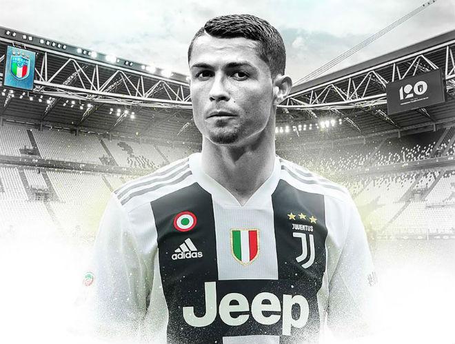 Tin HOT bóng đá trưa 12/7: Ronaldo chủ động xin đến Juventus - 1