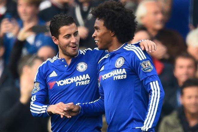 """""""Ông trùm"""" Hazard tiễn Mourinho, hạ bệ Conte: Tân HLV Chelsea phải đề phòng - 2"""